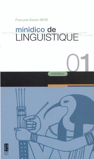 Minidico 1 de linguistique